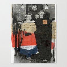 Recessional Canvas Print