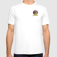 The Rhyme Impersonator Show Art Print Mens Fitted Tee White SMALL