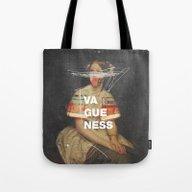 Vagueness Tote Bag