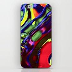 Incarnation of Madness iPhone & iPod Skin