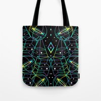 Hidden Galaxies Tote Bag