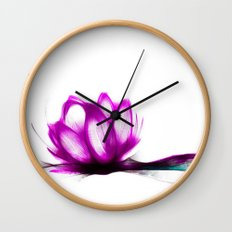 cool sketch 24 Wall Clock