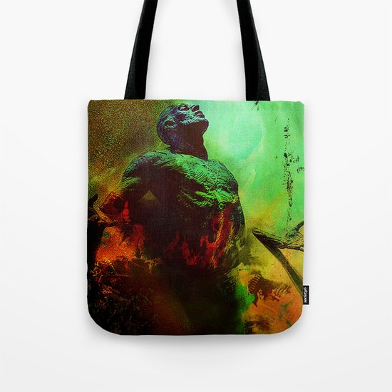 Soul in the purgatory Tote Bag