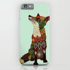 fox love mint Slim Case iPhone 6s