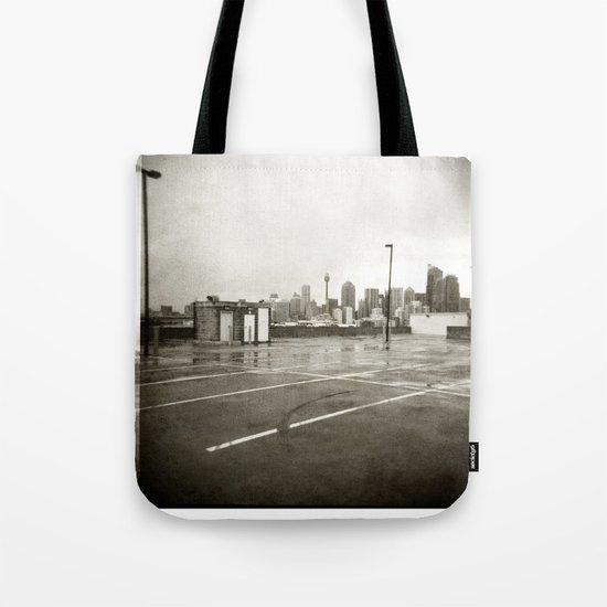{ rain dance } Tote Bag