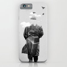 Get away from town iPhone 6s Slim Case