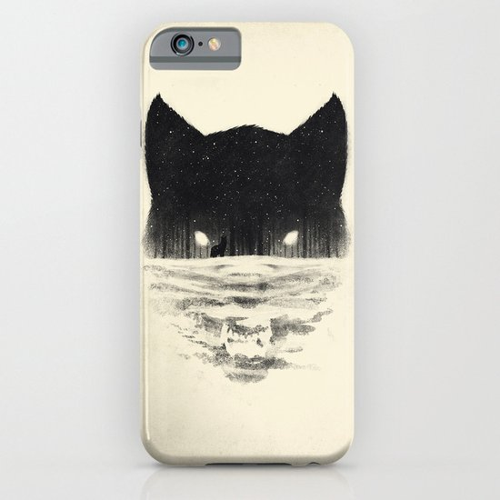 Wolfy iPhone & iPod Case