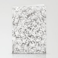 Queen Anne's Lace Flower… Stationery Cards