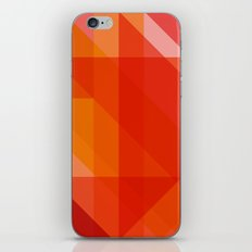 Rosey Facets iPhone & iPod Skin