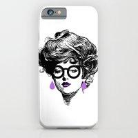 Gibson Girl Modern iPhone 6 Slim Case
