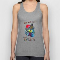 Big Trouble In Little China  Unisex Tank Top