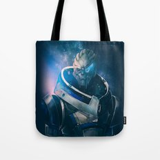 Garrus Vakarian - The Archangel Tote Bag