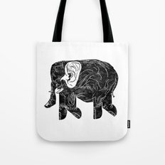 Phingerfant Tote Bag
