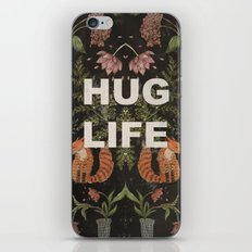 Hug Life iPhone & iPod Skin