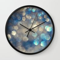 Make it Shine Wall Clock