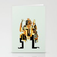 Dimensional Beings Stationery Cards