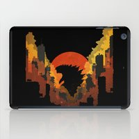 Godzilla iPad Case