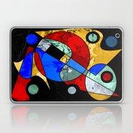 Abstract #103 Laptop & iPad Skin