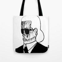 Faces Of Fashion Part De… Tote Bag