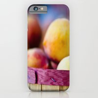 iPhone & iPod Case featuring Oh, Peachy! by The Dreamery