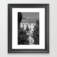 Museum Framed Art Print
