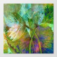 lotus2 Canvas Print