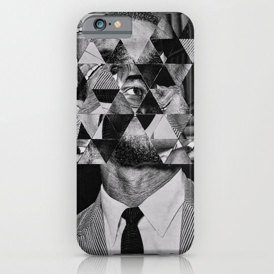 Malcolm x iPhone & iPod Case
