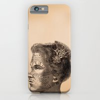 iPhone Cases featuring Noon by Becky Hayes