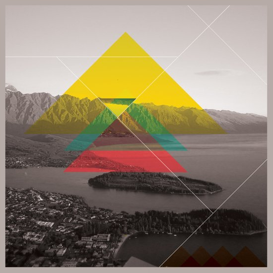 Sojourn series - Queenstown Art Print