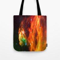 Spaceplosion Tote Bag