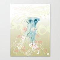 Goblet Delight Canvas Print