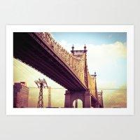 GO BROOKLYN!!! Art Print