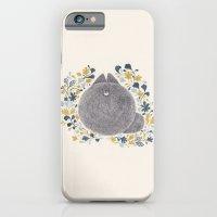 Kitch Cat iPhone 6 Slim Case