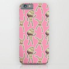 sticker monster pattern 2 iPhone 6s Slim Case