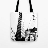 Love San Francisco Tote Bag