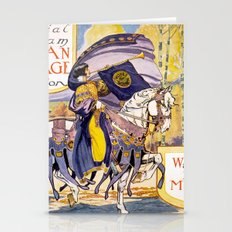 Woman suffrage procession March 3, 1913 Stationery Cards