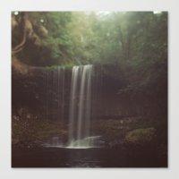 Beaver Falls Canvas Print