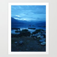 Nepal 360° Art Print