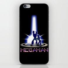 MEGATRON - Megaman | Tron | Nintendo | retrogames | 80's | vintage | retro | videogames | console iPhone & iPod Skin