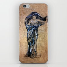 Christian women iPhone & iPod Skin