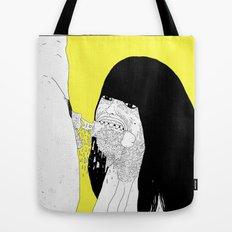 GOOD GIRLS VS RUDE GIRLS Tote Bag
