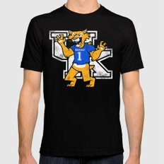 Kentucky Mens Fitted Tee Black SMALL