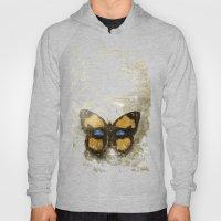 Vintage Butterfly 2 Hoody