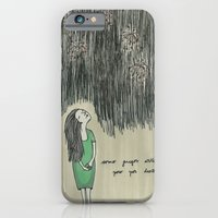 iPhone & iPod Case featuring like fireworks, but inside by Willy Ollero