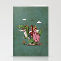historical reconstitution Stationery Cards