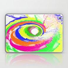 Whirlpool of Colour Laptop & iPad Skin