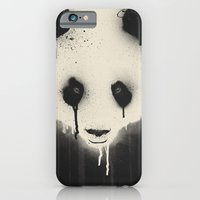 PANDA STARE iPhone 6 Slim Case
