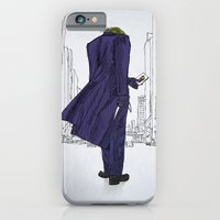 iPhone & iPod Case featuring Why So Serious? by Martin Lucas