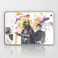 Darth Vader Pointing Lei… Laptop & iPad Skin