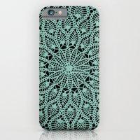 Delicate Teal iPhone 6 Slim Case